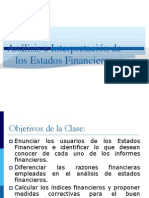 4444Analisis e Interpretacion de Los Estados Financieros-Clase 3[1]