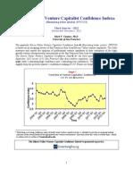 Cannice SV VC Index 2012 Q3