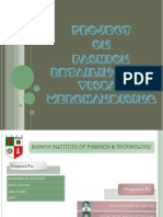 Project on Fashion related Visual Merchandising .pdf