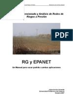 Dimensionado Con Rg y Epanet