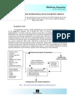 Evaluación nutricional en el paciente crítico