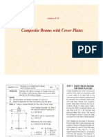 Lecture10 - Composite Beam With Plate