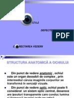 Ochiul Defecte Vedere