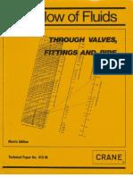 Flow of Fluid Crane Engineering Book