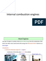Introduction-Internal Combustion Engines