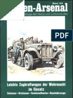Waffen.arsenal.129.Leichte.zugkraftwagen.der.Wehrmacht.im.Einsatz