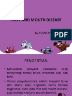 Foot and Mouth Desease
