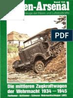 Waffen.arsenal.134.Die.mittleren.zugkraftwagen.der.Wehrmacht.1934.1945