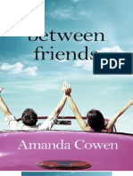 Between Friends Cowen Amanda