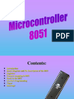 14898_Microcontroller 8051 lecture1
