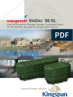 Package Sewage Treatment Soltions
