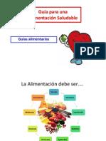 Guias Alimentarias Piramide Alimentaria Chilena
