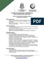 Programa de Portugues