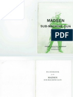 Madsen m 50 Manual