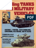 Modelling Tanks & Military Vehicles by Sheperd Paine