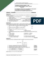 e f Chimie Organica i Niv i Niv II Si 021
