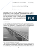 Foundation Design Methodology for the Padma Main Bridge