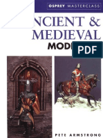 Osprey - Masterclass - Ancient and Medieval Modelling