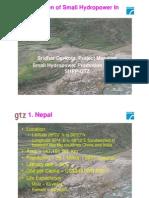 720_en_Promotion of Small Hydro in Nepal