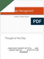 Strategic Management Ppt1