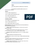 Clases de Perifrasis Verbales Tipos y Ejercicios1