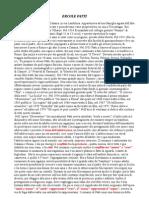 Letteratura Italiana - Ercole Patti