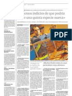 Entrevista Voz de Galicia 7-04-13