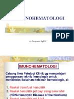 Imunohematologi Abo