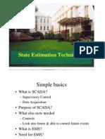 State Estimation 150611