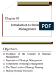 22714410 Introduction to Strategic Management1