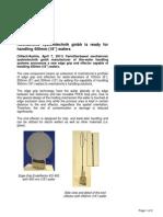 Mechatronic News Edge Grip Endeffektor EG 450 English 07-04-2011