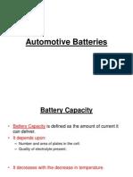 Automotive Batteries 2003