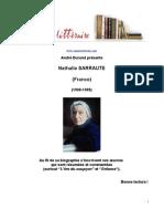 394 Sarraute Nathalie