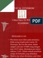 Cervical Syndrom