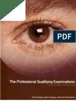 The Professional Qualifying Examination1