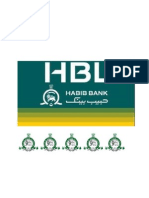 a complete report on hbl management
