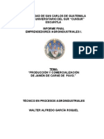 Informe Final Emprendedores