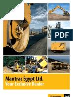 Mantrac Egypt Profile
