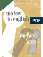 the Key to English Two Word Verbs Key to English Series