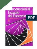 QUIÑONEZ VESPERINAS Vicente - Introducción al estudio del Esoterismo.pdf