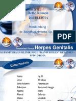 Herpes Genital Retno
