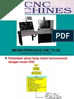 Mesin Perkakas Cnc Tu-3a