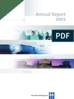 Annual Report 2003173