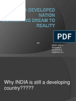 India a Developed Nation