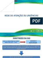 Rede de Atencao as Urgencias e Emergencias