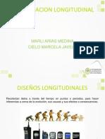 EXPOSICION dise+¦o longitudinales