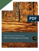 Draft DNR Public Land Management Strategy April 1 416415 7