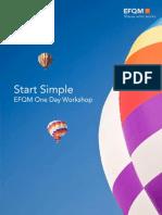 EFQM One Day Workshop