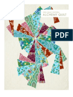 ALCHEMY Quilt Pattern