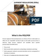 Pressure Equipment Regulations (Per)